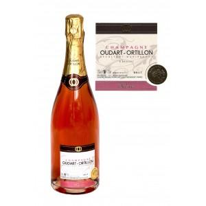 """Champagne Rosé """"Nouvelle Ere"""""""